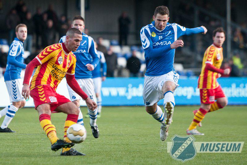 Vandaag 5 jaar geleden won AGOVV met 3-1 van Go Ahead Eagles