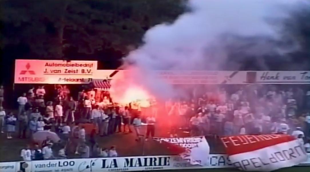 AGOVV – Feyenoord 24 Juli 1992 0-7